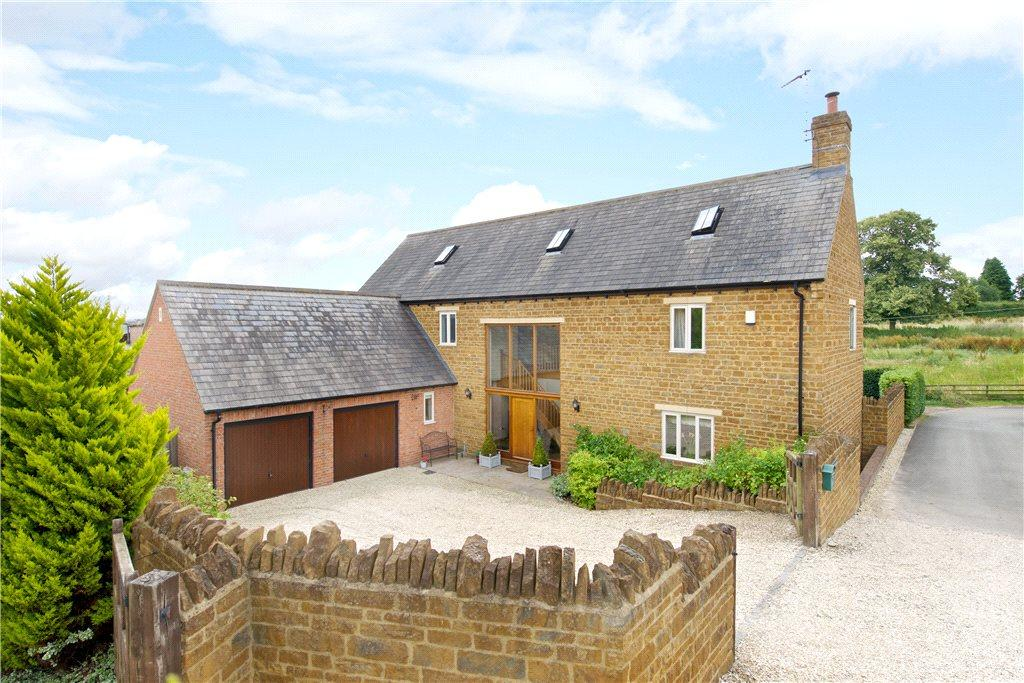 5 Bedrooms Detached House for sale in Kettle Close, Grimscote, Towcester, Northamptonshire