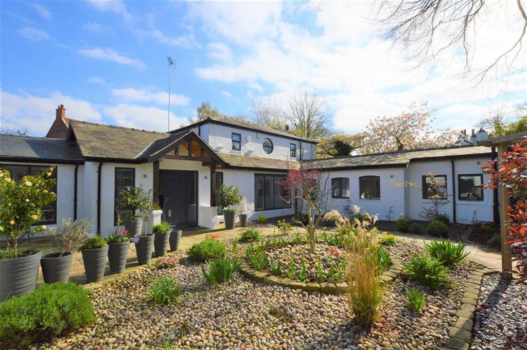 4 Bedrooms Detached House for sale in Woodville Road, Bowdon, Cheshire, WA14