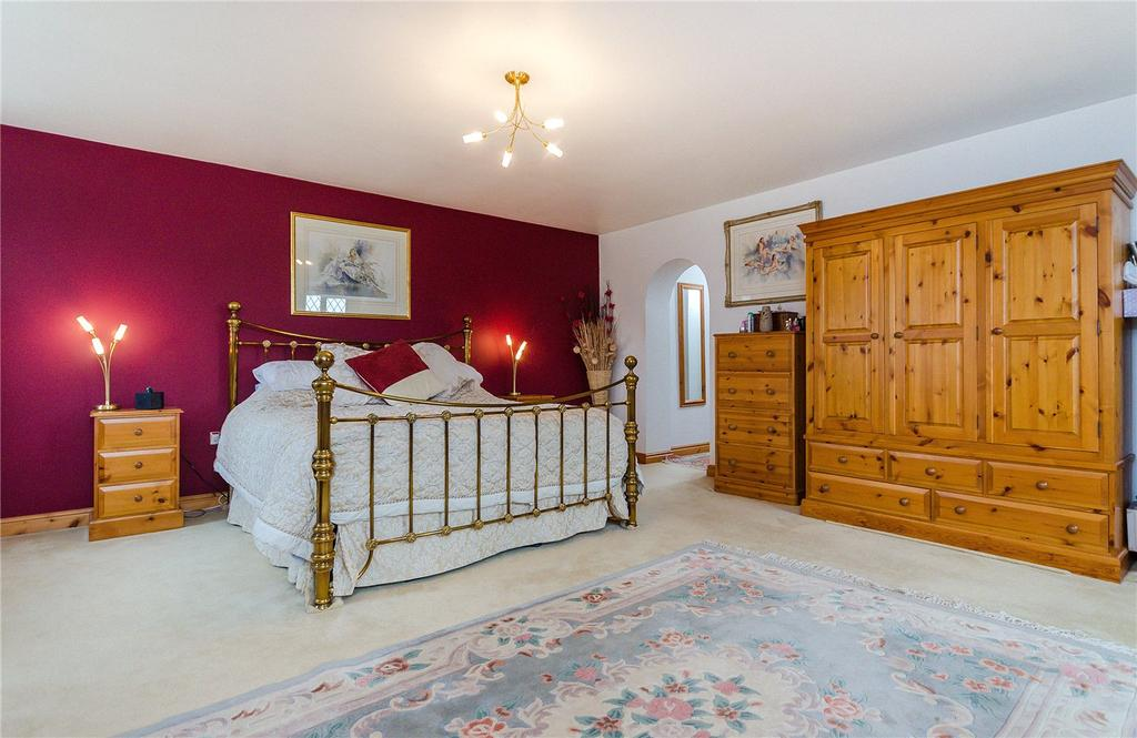5 Bedrooms Detached House for sale in Cranbourne Chase, North Hykeham, Lincoln, LN6