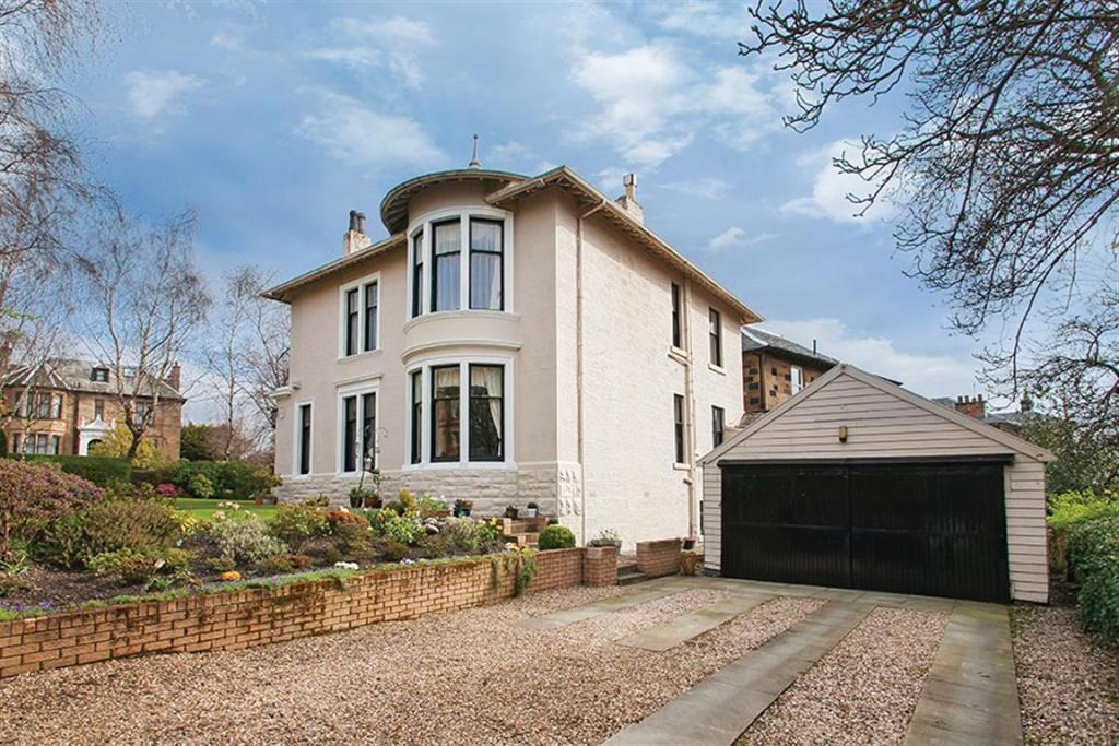 4 Bedrooms Detached House for sale in 21 Leslie Road, Pollokshields, G41 4PP