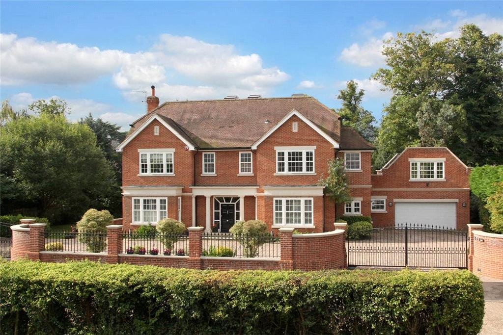 6 Bedrooms Detached House for sale in Silwood Close, Ascot, Berkshire, SL5