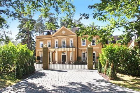 6 bedroom detached house for sale - West Drive, Wentworth, Virginia Water, Surrey, SL5