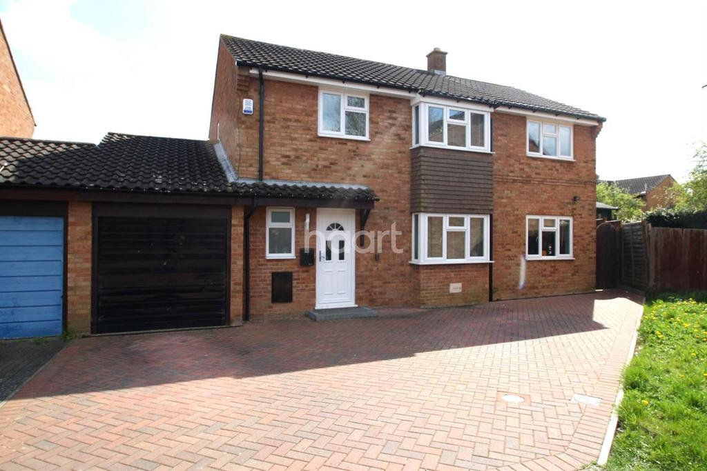 4 Bedrooms Detached House for sale in Oldbrook