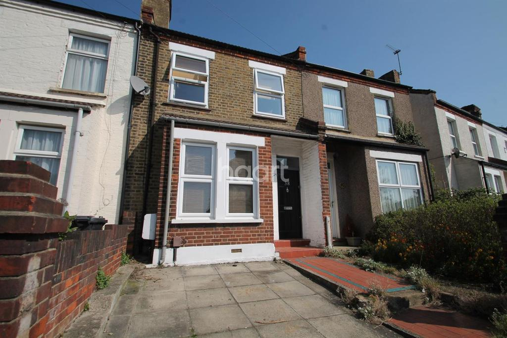 3 Bedrooms Terraced House for sale in Fulwich Road, Dartford