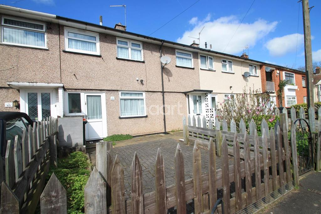 3 Bedrooms Terraced House for sale in Hawkins Crescent, Ringland, Newport
