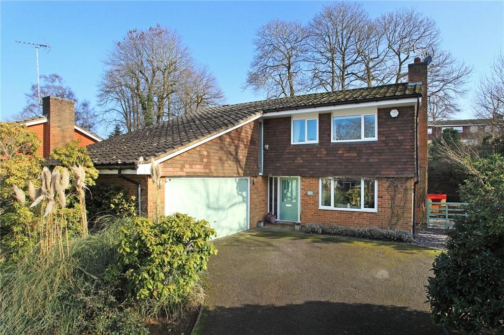 4 Bedrooms Detached House for sale in The Middlings, Sevenoaks, Kent, TN13