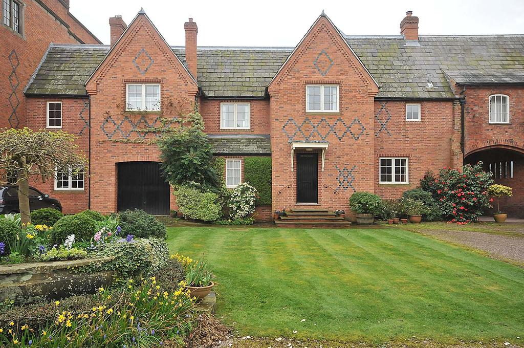 4 Bedrooms Unique Property for sale in The West House, Arley