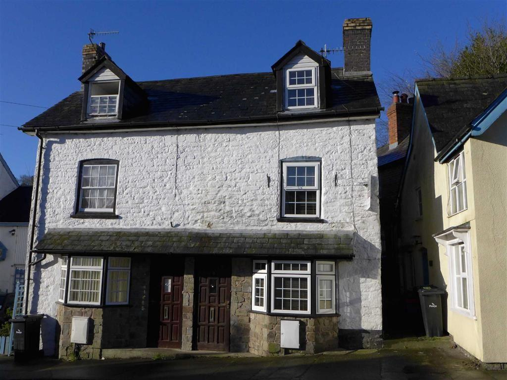 3 Bedrooms Cottage House for sale in Market Street, KNIGHTON, Knighton, Powys
