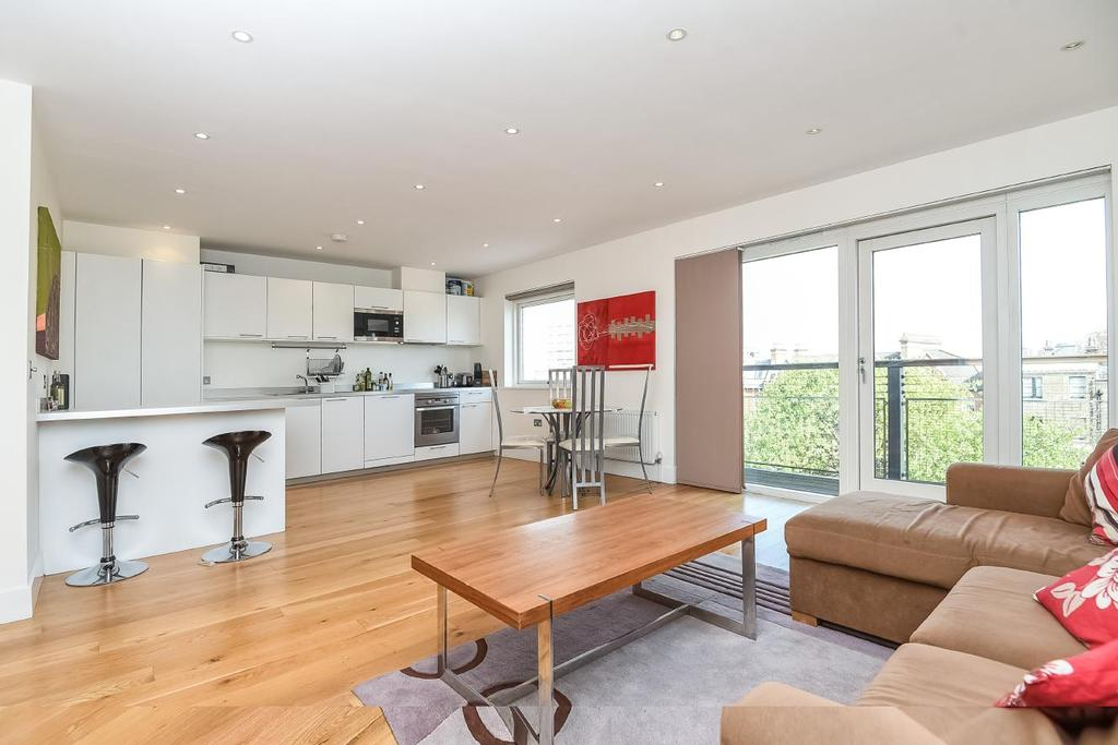 1 Bedroom Flat for sale in Clapham Road, Clapham, SW9