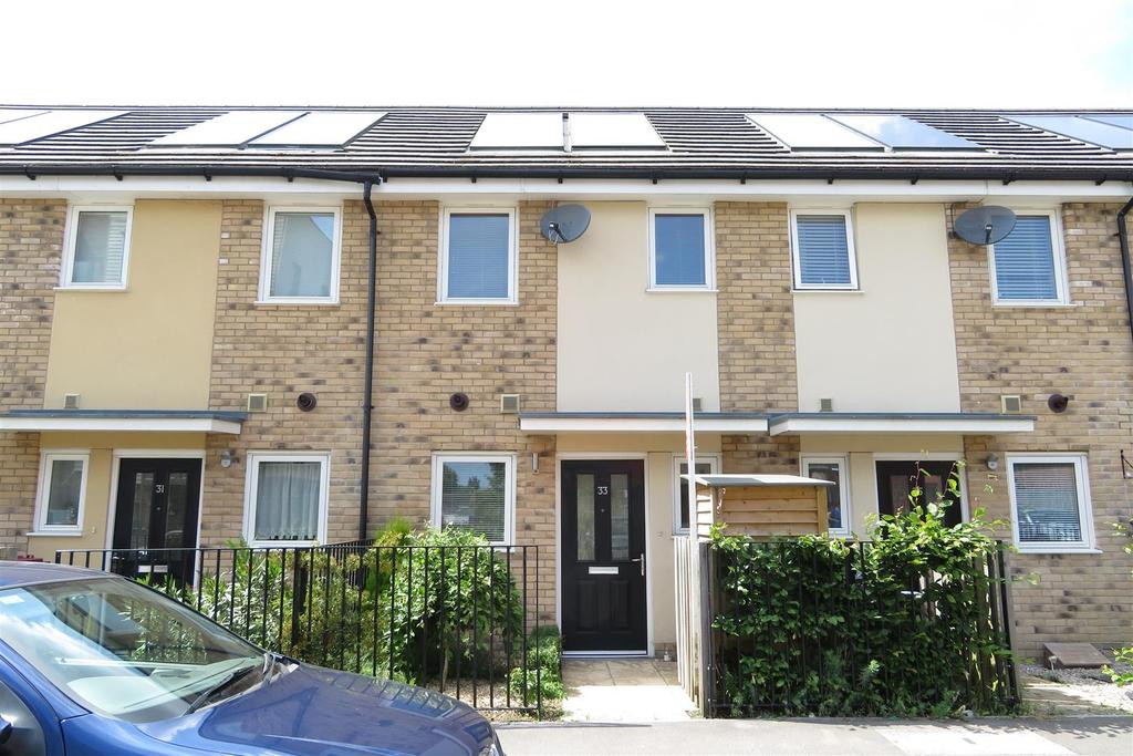 2 Bedrooms Terraced House for sale in Arbroath Road, Tilehurst, Reading