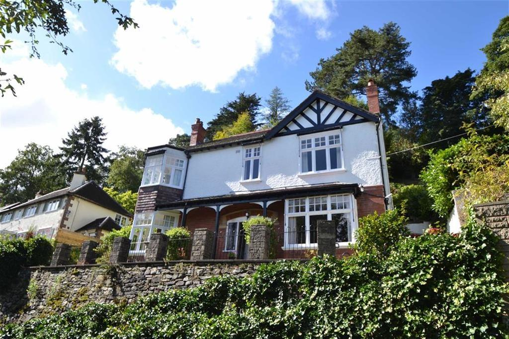 4 Bedrooms Detached House for sale in Madeira Walk, Church Stretton, Shropshire