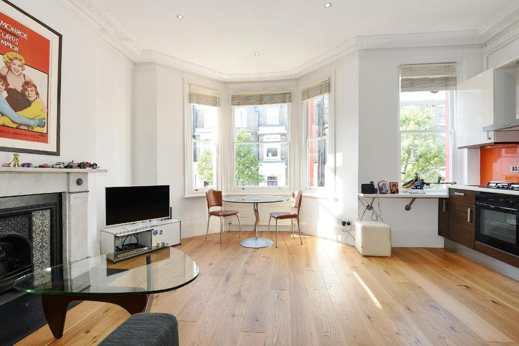 1 Bedroom Flat for sale in Hamilton Gardens, St Johns Wood, NW8