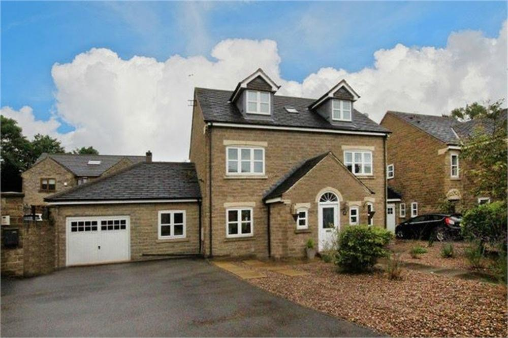 5 Bedrooms Detached House for sale in Turnpike Close, BIRKENSHAW, West Yorkshire