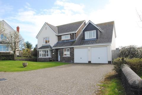 5 bedroom detached house for sale - Glebe Field, Georgeham