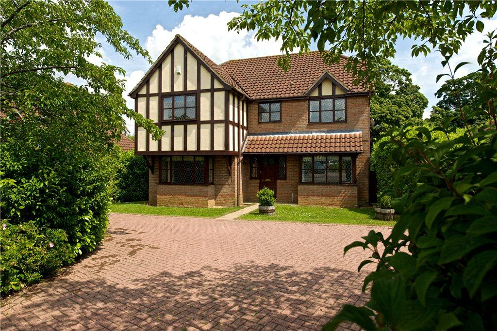 5 Bedrooms Detached House for sale in Windingbrook Lane, Collingtree, Northamptonshire