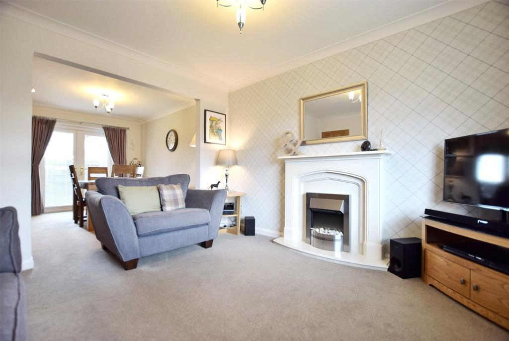3 Bedrooms Terraced House for sale in Springwell Village