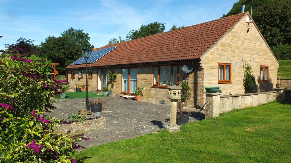 4 Bedrooms Detached Bungalow for sale in Melbury Road, Yetminster, Sherborne, Dorset
