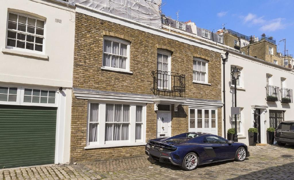 2 Bedrooms Mews House for sale in Eccleston Mews, Belgravia