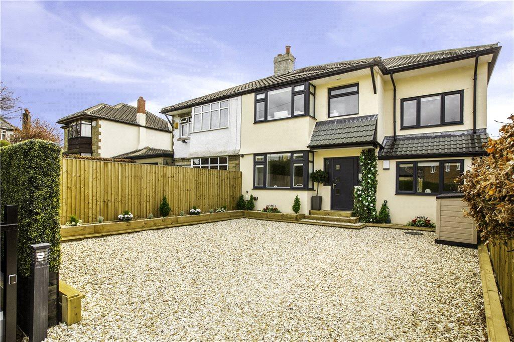 5 Bedrooms Semi Detached House for sale in West Way, Shipley, West Yorkshire