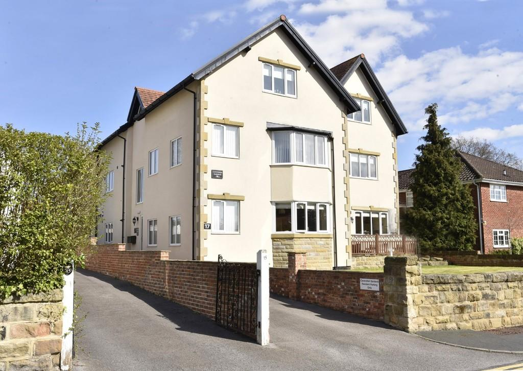 2 Bedrooms Ground Flat for sale in Cavendish Avenue, Harrogate