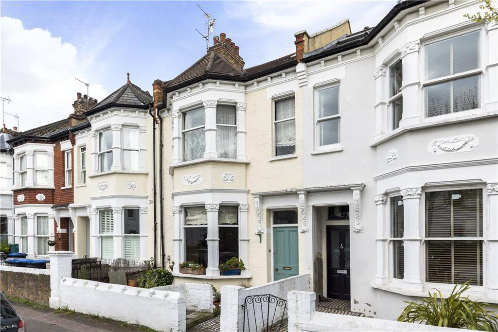 4 Bedrooms Terraced House for sale in Hartland Road, Queen's Park, London, NW6