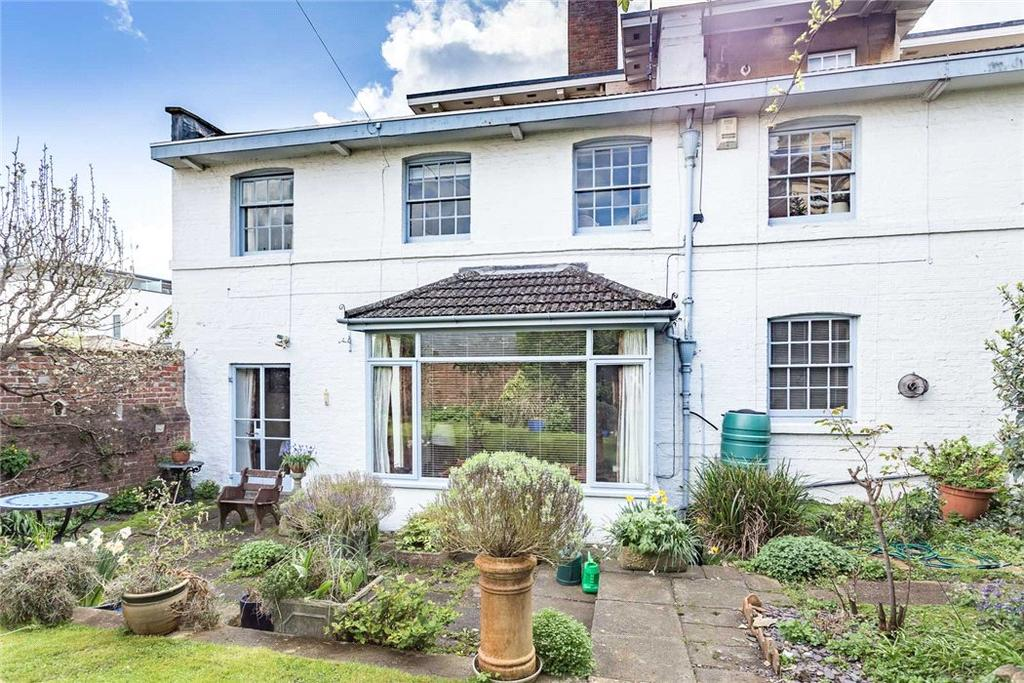 3 Bedrooms Semi Detached House for sale in Lansdown Crescent, Cheltenham, Gloucestershire, GL50