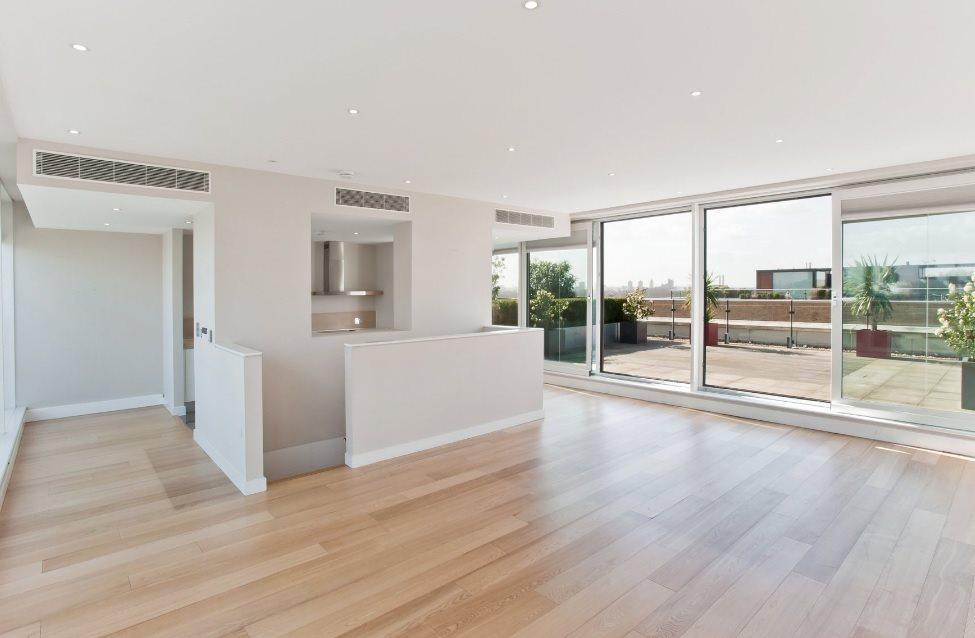 3 Bedrooms Flat for sale in Cubitt Building , Grosvenor Waterside, Chelsea