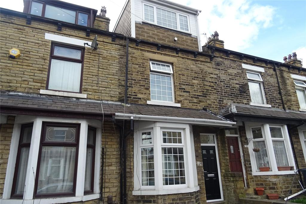 4 Bedrooms Terraced House for sale in Thornbury Avenue, Bradford, West Yorkshire, BD3