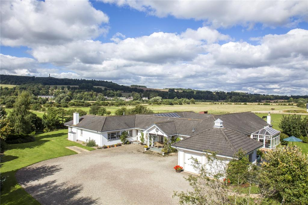 7 Bedrooms Equestrian Facility Character Property for sale in Mounthooly Steads, Jedburgh, Scottish Borders