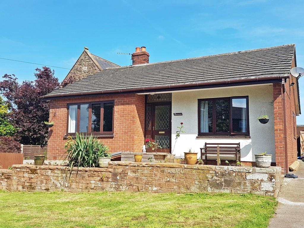 2 Bedrooms Detached Bungalow for sale in Touchwood, Hethersgill, Carlisle
