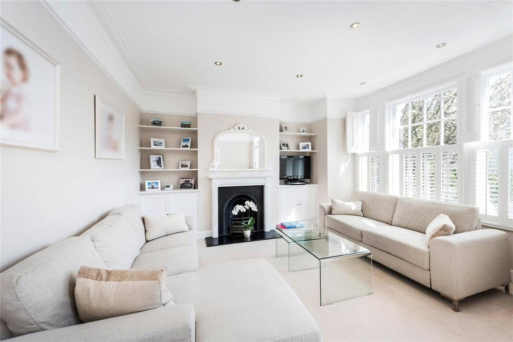 2 Bedrooms Flat for sale in St Anns Road, Barnes, London, SW13