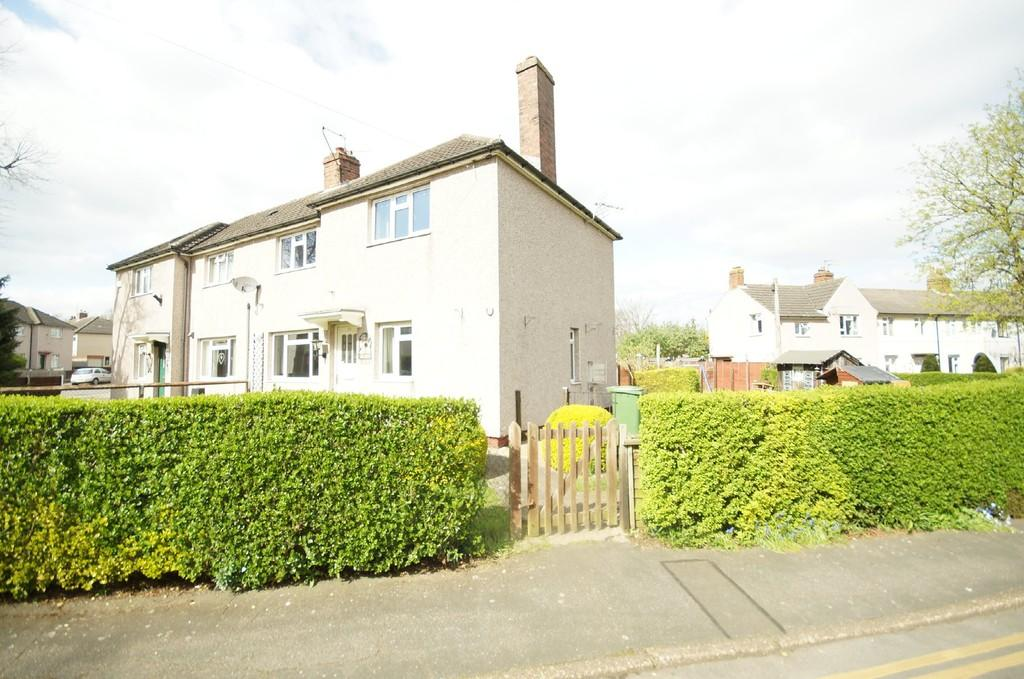 3 Bedrooms Semi Detached House for sale in Ruskin Avenue, Lincoln
