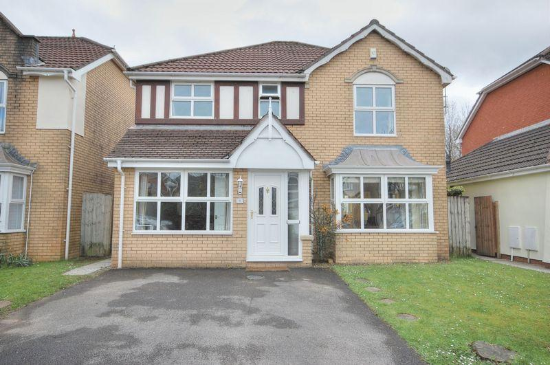 4 Bedrooms Detached House for sale in 8 Maes Y Briallu, Morganstown, CF15 8FA