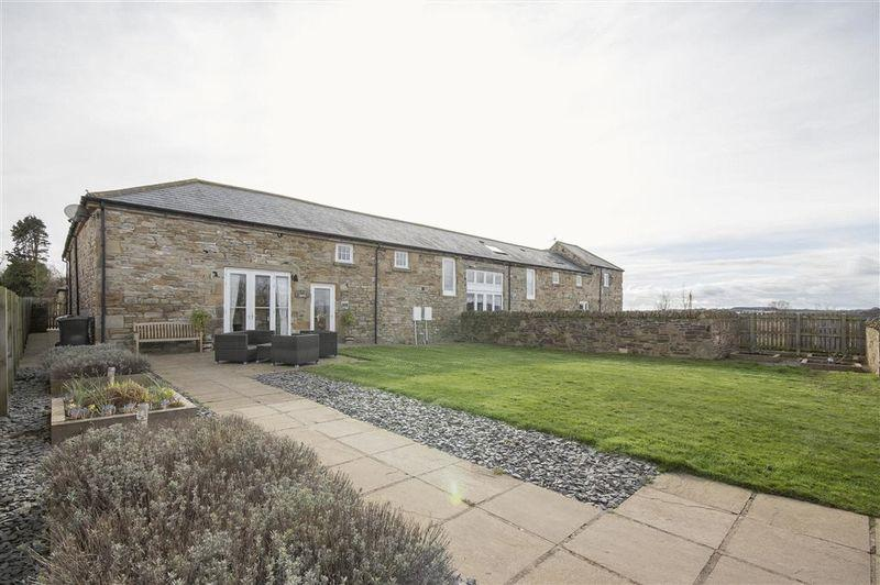 4 Bedrooms Barn Conversion Character Property for sale in The Smithy, Fell House Farm, Newcastle Upon Tyne
