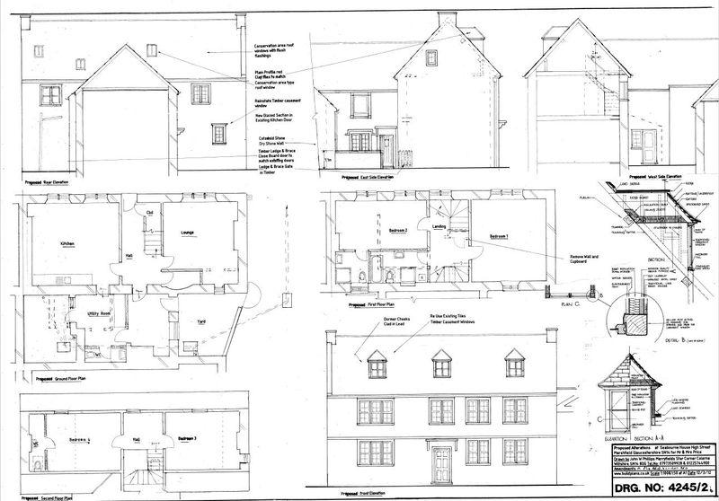 High street marshfield 3 bed terraced house 350 000 for Marshfield homes floor plans