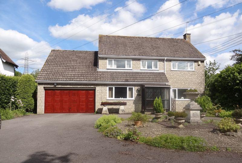 3 Bedrooms Detached House for sale in 67 Barry Road, Oldland Common, Bristol