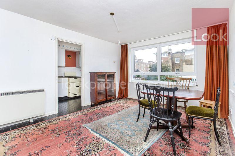 1 Bedroom Flat for sale in Regent Square, Bruce Road, Bow E3