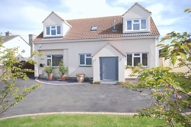 3 Bedrooms Detached House for sale in Coxley, Just south of Wells