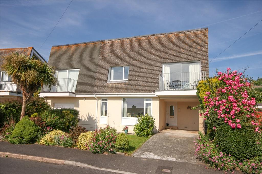 4 Bedrooms Detached House for sale in Hillside Drive, Kingsbridge, Devon, TQ7