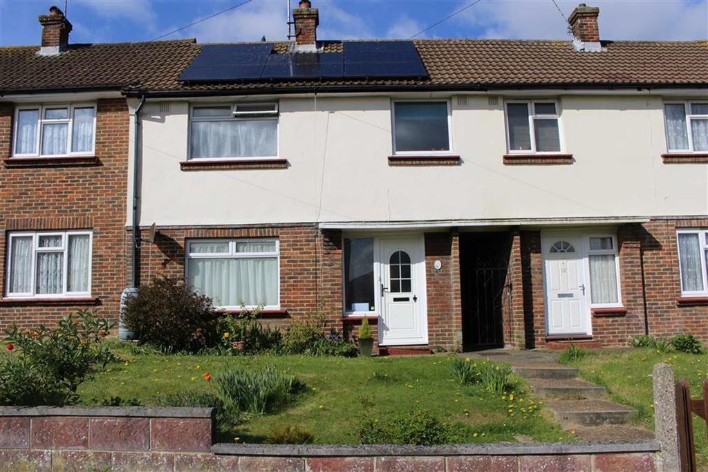 3 Bedrooms Terraced House for sale in Drove Crescent, Portslade, East Sussex