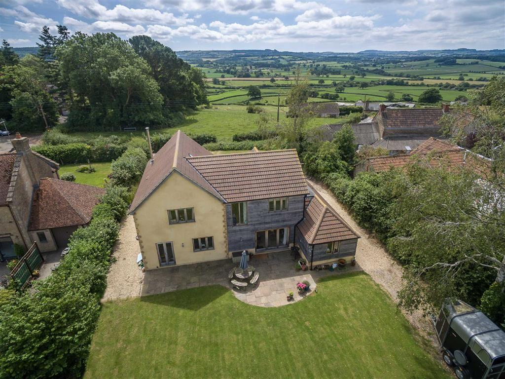 4 Bedrooms Detached House for sale in Hardington Mandeville, Yeovil, Somerset, BA22