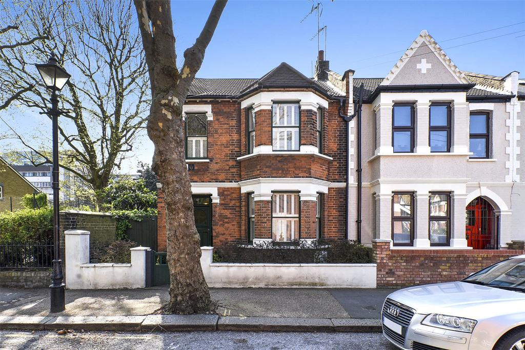 4 Bedrooms House for sale in Jebb Street, Bow, London, E3