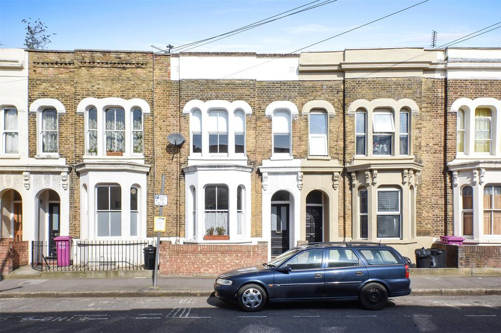 3 Bedrooms Terraced House for sale in Antill Road, Bow, London, E3