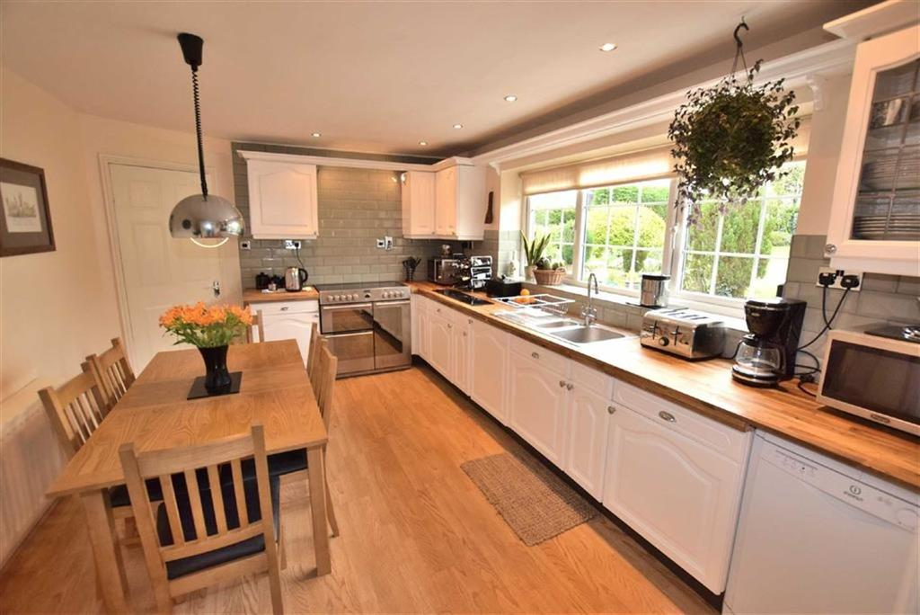 4 Bedrooms Detached House for sale in Station Road, North Cowton, North Yorkshire