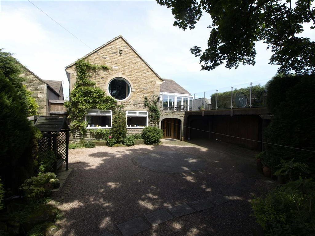 4 Bedrooms Detached House for sale in Huddersfield Road, Ingbirchworth, Sheffield, S36