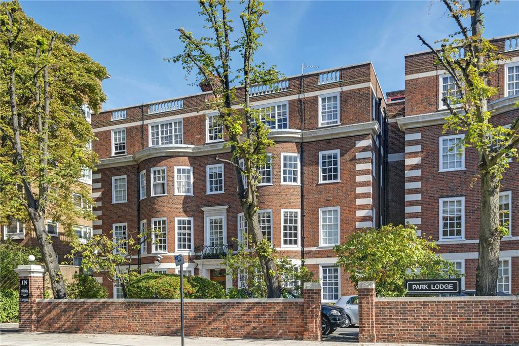 2 Bedrooms Flat for sale in Park Lodge, St John's Wood Park, St John's Wood, NW8