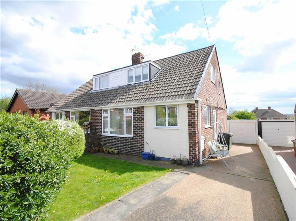 3 Bedrooms Semi Detached House for sale in Carlton View, Allerton Bywater, Castleford, WF10