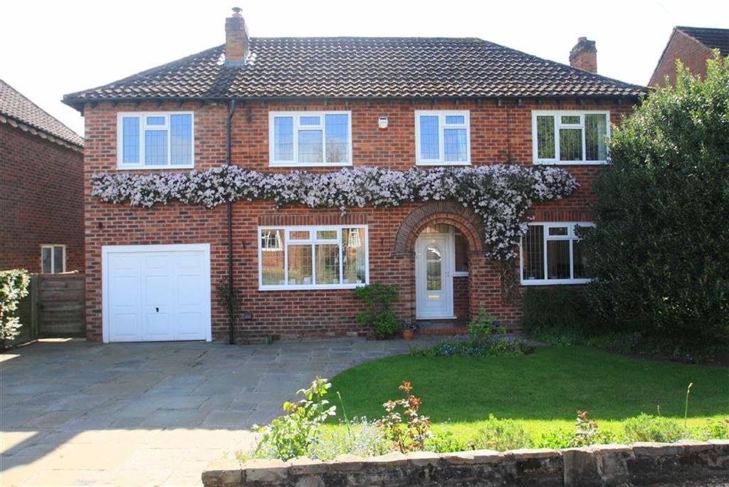 5 Bedrooms Detached House for sale in Priory Road, Pownall Park, Wimslow