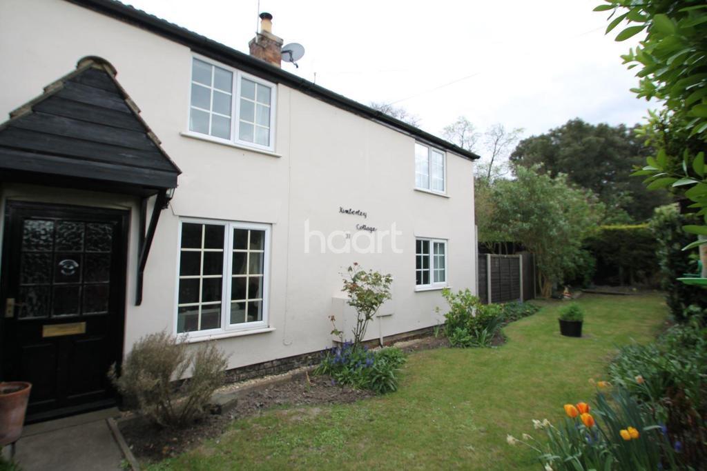 3 Bedrooms Cottage House for sale in Doddington Rd, Wimblington