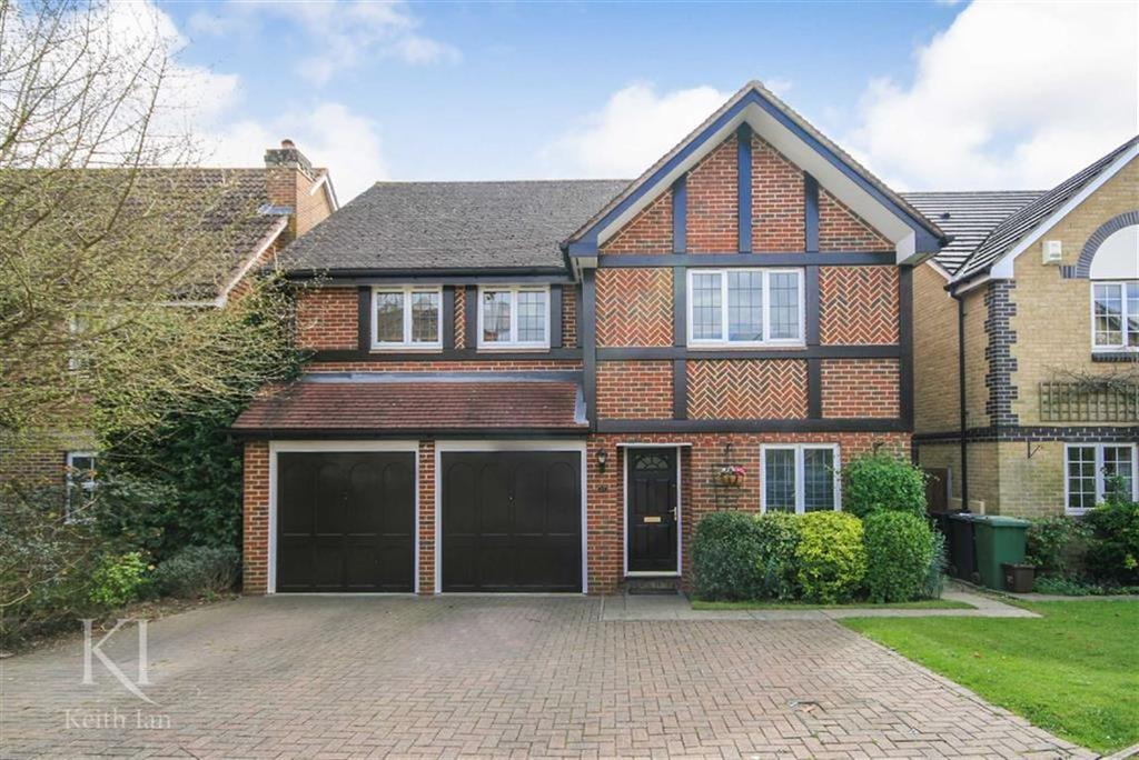 4 Bedrooms Detached House for sale in Nightingale Road, West Cheshunt